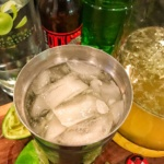 Green Apple Moscow Mules
