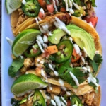 Vegan Cauliflower Street Tacos