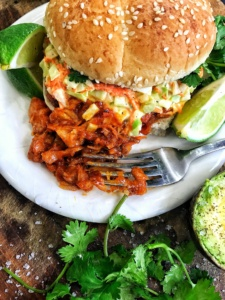 Vegan Spicy Sloppy Joes
