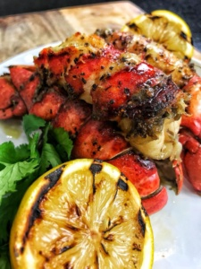 Jerk Lobster Tails
