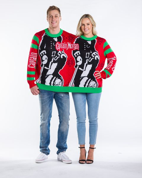 c6e7353f7c Captain Morgan Releases Ugly Christmas Sweater Line – DariusCooks.TV