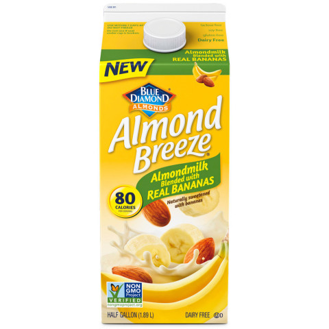 Banana Almond Milk