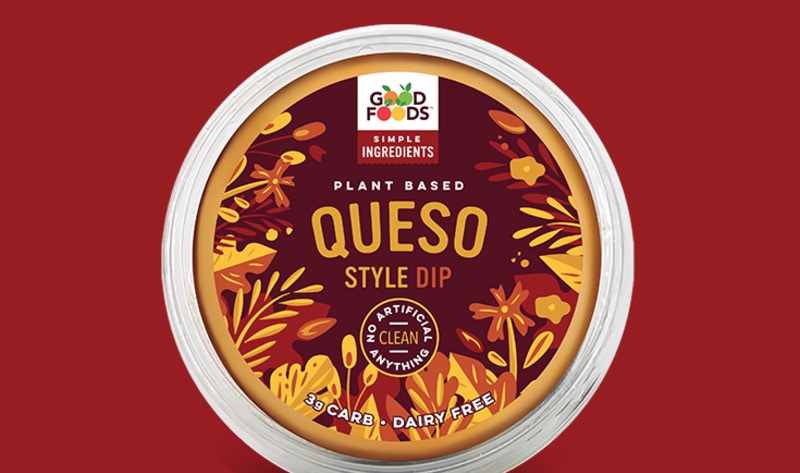 Good Foods Queso Dip