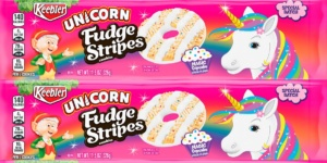 Unicorn Fudge Stripes
