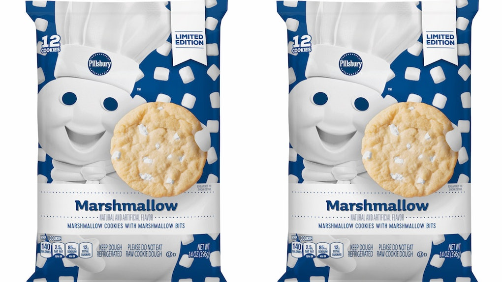 Pillsbury Marshmallow Cookie