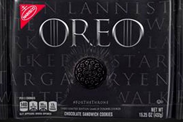 Game of Thrones Oreo