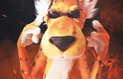 Chester the Cheetah