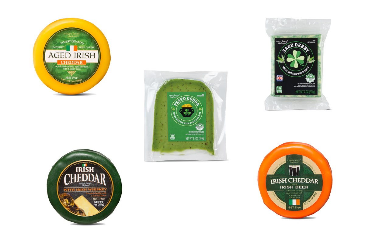 Aldi St. Patrick's Day Cheese