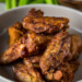 Keto Air-Fryer Jerk Party Wings