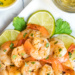 Keto Tequila Lime Butter Shrimp