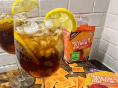 Keto-Certified Arnold Palmer Spritzers