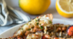 Garlic & Herb Grilled Lobster