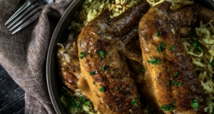 Southern Smothered Turkey Wings
