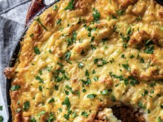 Cheesy Impossible™ Shepherd's Pie